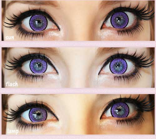 buy eos new adullt violet cosplay contacts online